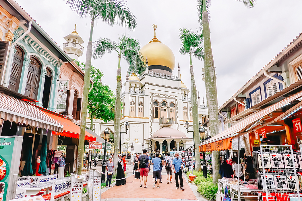 A Reminiscence Walk at Kampong Glam gives seniors the opportunity to learn new things, and trigger their old memories at the same time.