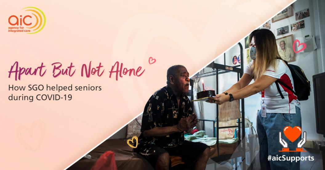 Apart But Not Alone - How SGO Helped Seniors During COVID-19