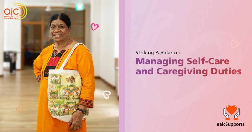 Striking A Balance: Managing Self-Care and Caregiving Duties