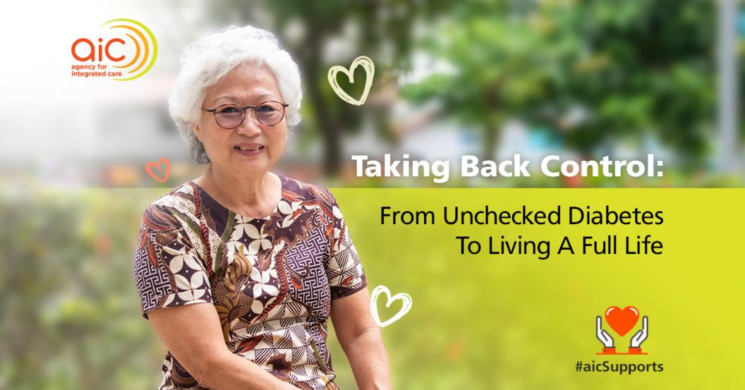 Taking Back Control: From Unchecked Diabetes To Living A Full Life